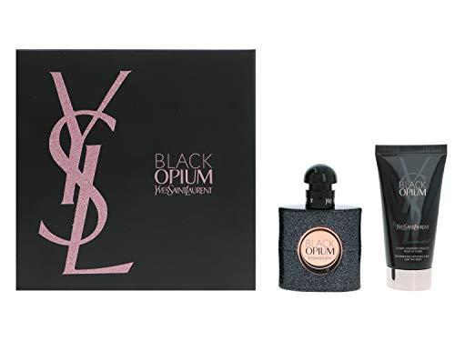 Yves Saint Laurent, Set: Perfume (30 ml) and Body Lotion (50ml) -