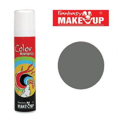 Haar-Color-Spray, 75 ml Dose, grau PREISHIT
