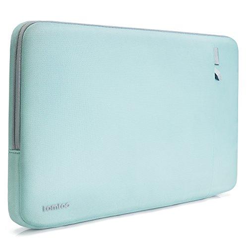 tomtoc Laptop Sleeve Tasche kompatibel mit alt 13,3 Zoll MacBook Air, 13 Zoll MacBook Pro Retina 2012-2015, spritzwasserfrei Notebook Hülle mit CornerArmor Patent, mit Zubehörtasche BAU (Mac Pro Notebook 2012)