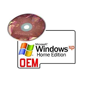 Windows XP Home Edition SP3 OEM - 1 poste (Licence et support)