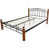 Suchergebnis Auf Amazon De Fur 160 X 200 Cm Metallbetten Betten