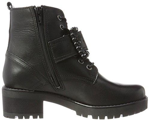 BULLBOXER Damen 956507e6l Oxfords Schwarz (Black)