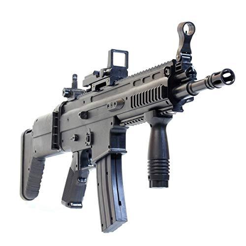 Rayline Waffen Sturmgewehr Replica Scar 8902A Softair Erbsenpistole +1000 BB