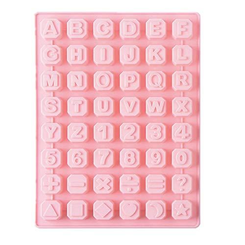 KinderALL Eiswürfelformen Eiswürfel Eiswürfelbehälter Freie Formen Eisformschale Silikon Cool Cocktail Geschenk Für pink