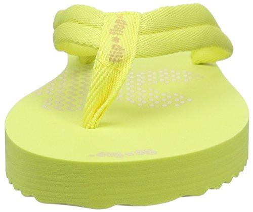 flip*flop Slim Tex, Tongs Femme Gelb (sunny lemon)