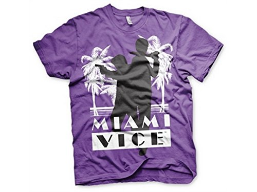 Miami Vice Silhouettes T-Shirt -