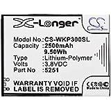 cellePhone Batterie Li-Polymer pour Wiko Pulp 3G / 4G ( remplace 5251 )