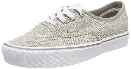Beige 38 EU Vans Authentic Lite Sneaker UnisexAdulto Mesh Scarpe 80g