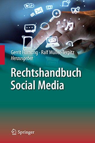 Rechtshandbuch Social Media: