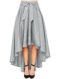 9f597c662e5c Suchergebnis auf Amazon.de für: asymmetrischer rock - Röcke / Damen ...