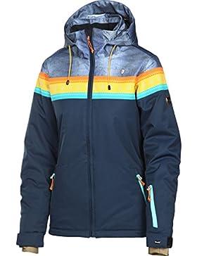 Rehall Daisey de R Snow Jacket 88232de color azul marino