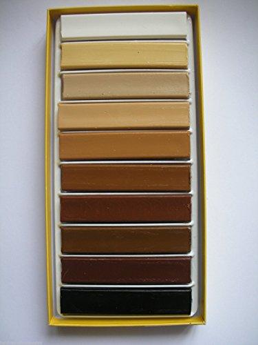 set-di-10-x-cera-cera-dura-mobili-in-legno-pavimento-per-bastoncini-per-riparazione