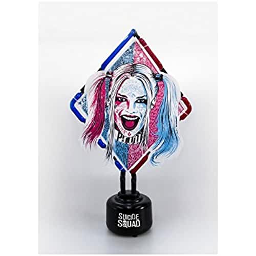 Harley Quinn neon light