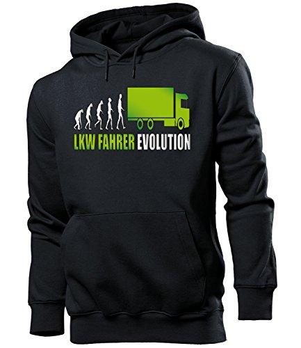 LKW FAHRER EVOLUTION 2009(HKP-SW-Weiss-Grün) Gr. L