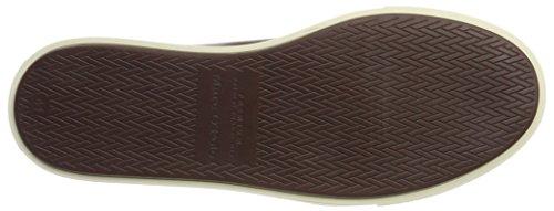 Marc O'Polo Herren Sneaker 70723743502103 Hohe Braun (Brandy)