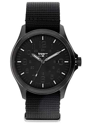 Traser Metal Black