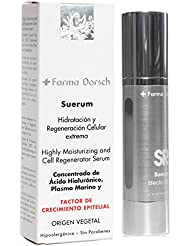 Farma Dorsch 56043.0 - Serum con acido hialurónico, 50 ml