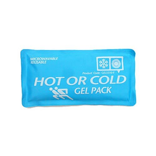 PhysioRoom First Aid Reusable Cold/Hot Cold Heat Ice Gel Pack (Medium)