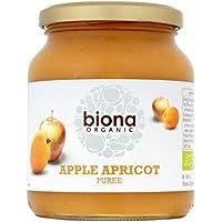 Biona Apple orgánico de albaricoque 350 g de puré