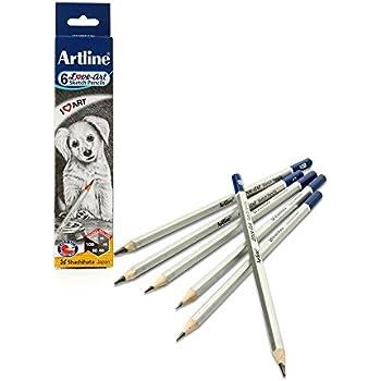 Staedtler Tradition Sketching Pencil Set: Amazon.co.uk ...
