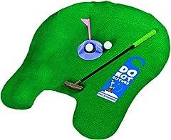 Idea Regalo - LONGRIDGE - Potty Putter, Set Golf da Toilette