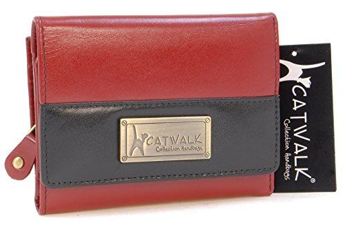 catwalk-collection-milan-cartera-cuero-rosso-y-negro