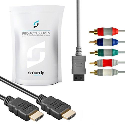 Cavo AV Component per Nintendo Wii +