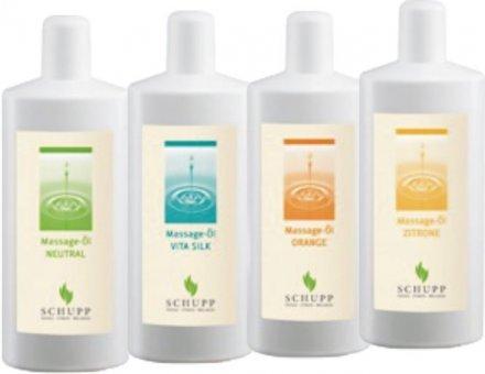 Schupp Massage-Öl Honig-Ingwer 1L, honig-ingwer - Honig-massage