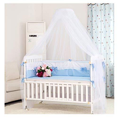 FOXNOVO baldacchino Zanzariera tenda per letto per bambino il
