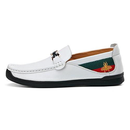 Miyoopark ,  Herren Sneaker Low-Tops Weiß