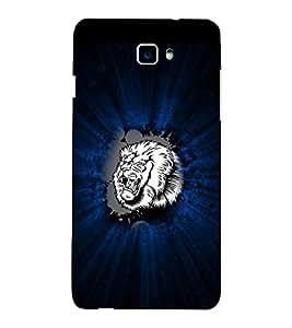 EPICCASE Roaring Lion Mobile Back Case Cover For Coolpad Dazen 1 (Designer Case)