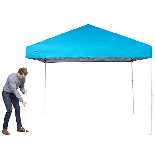 AmazonBasics Pop-Up Canopy Tent, 3 x 3