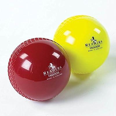 Lectores interior de críquet deporte entrenamiento y práctica NCA reglamentos bolas de plástico
