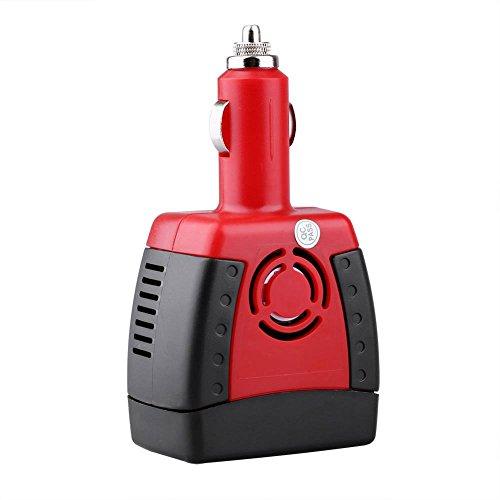 CHEZAI 150 Watt Auto Power Inverter Converter Ladegerät USB 2.1A DC 12 V zu AC 220 V für Mobile Laptop 150 W Mobile Power Inverter
