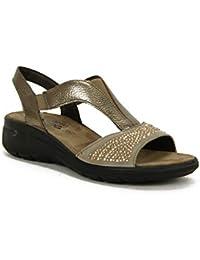 e5199bca391 Amazon.es  imac - 38   Sandalias y chanclas   Zapatos para mujer ...