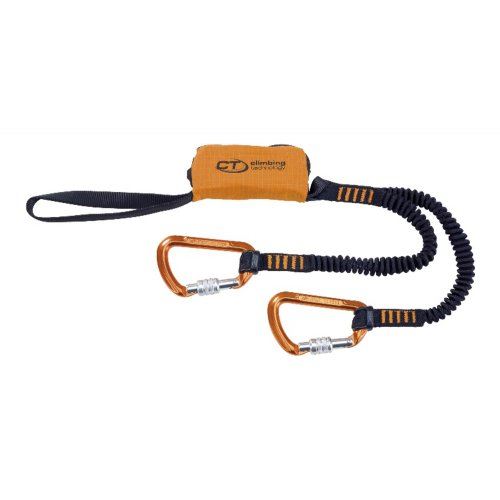 Climbing Technology Classic K-Spring Juego Via Ferrata, multicolor