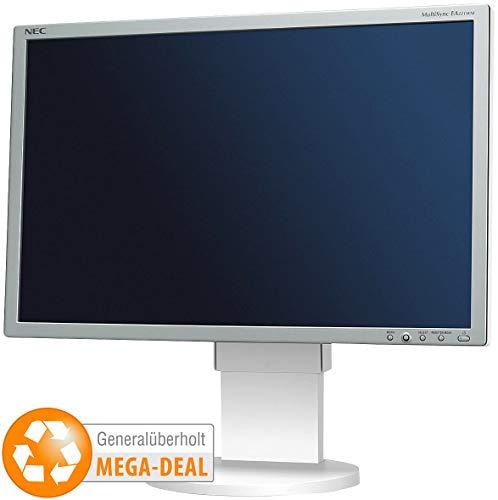 "NEC Multisync EA221WMe, 55,9 cm/22"", 1680 x 1050, 5 ms (generalüberholt)"
