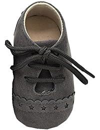 para 0-18 Meses Bebé, Brawdress Cuero Artificial Primeros Pasos Zapatos Zapatillas