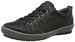 Legero Tanaro Damen Sneaker, Schwarz (Schwarz 01), 39 EU (6 UK)
