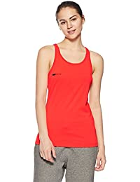 Roxy ERJKT03126-PQF0_S - Top de Entrenamiento Para Mujer, Naranja (Granatina), S