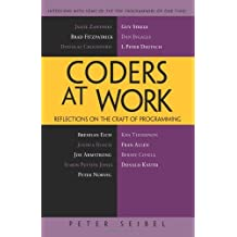 [(Coders at Work: Reflections on the Craft of Programming )] [Author: Peter Seibel] [Sep-2009]