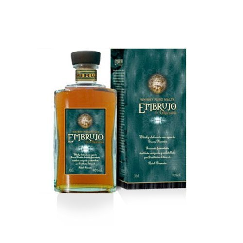 2. Whisky Embrujo de Granada
