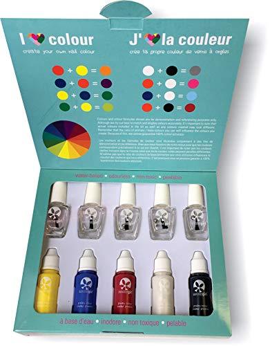 Suncoat Girl Kit Schaffung Nagellack-Farben für Kinder