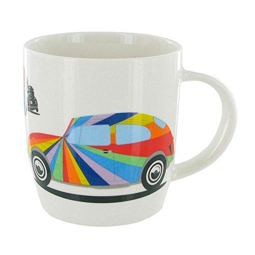 """VW Collection by Brisa strisce Tazza """"Maggiolino"""""""