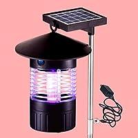 WYM Moskito-Lampe Solar-Moskito-Lampe Im Freien Wasserdichte Automatische Insekten Killer Mücke Artefakt preisvergleich bei billige-tabletten.eu