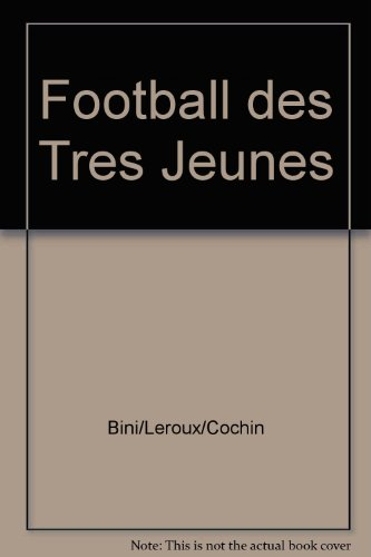 Le football des très jeunes