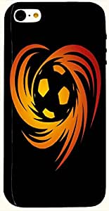 Beautiful multicolor printed protective REBEL mobile back cover for iPhone 5C D.No.N-T-4045-IP5C