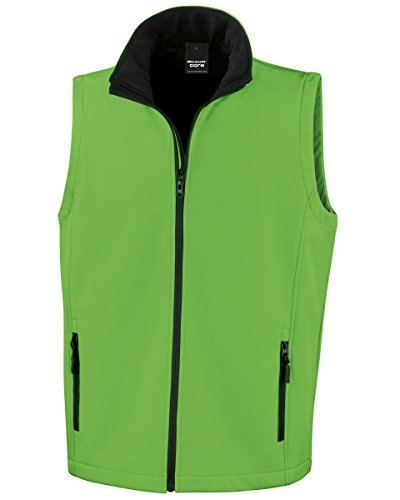 Result - Blouson - Homme Vivid Green/Black