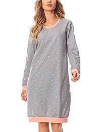 Merry Style Damen Nachthemd MS10-180