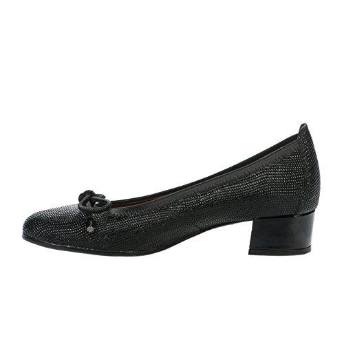 Ballerines femme - HISPANITAS - Noir - HI63885 - Millim Noir